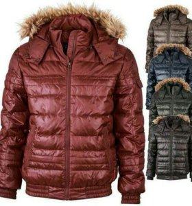 Зимние мужские куртки James Nicholson