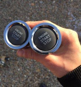 Кнопка запуска двигателя Prius 30