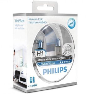 Philips WhiteVision H1, H7