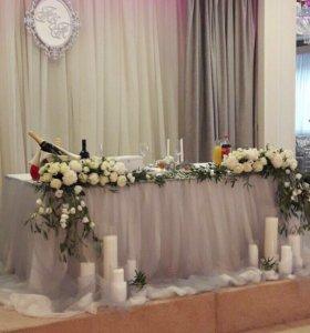 Оформление свадьбы, свадебное оформление, свадьба