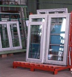 Окно 810*1500 Veka WHS