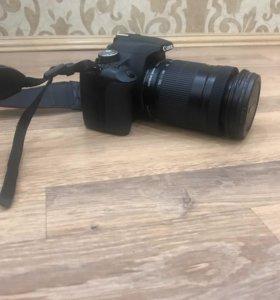 Фотоаппарат Canon 500D с Macro