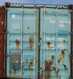 Контейнер 40 тон, нс складской 766145