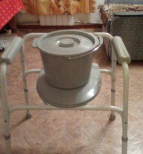 Кресло-туалет .