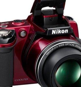 Компактный фотоаппарат Nikon Coolpix L120