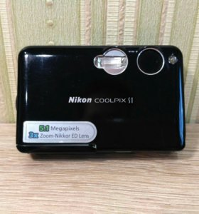 Цифровой фотоаппарат Nikon Coolpix S1