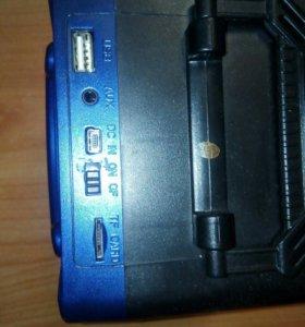 USB муз. колонка