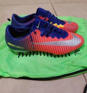 Nike mercurial vapor XI fgфутбольные бутсы для игр