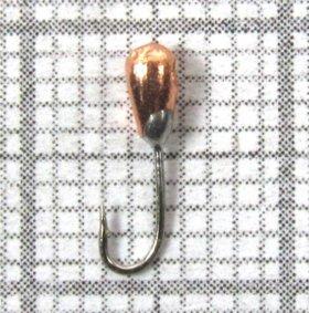 Мормышки вольфрамовые Каблучок 5шт в упакове