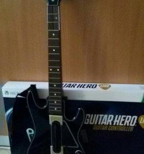 Гитара для xBox 360.