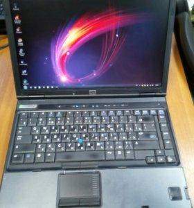 Ноутбук HP Compaq nc6400