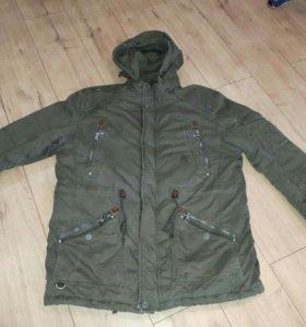 Куртки мужские 54-56