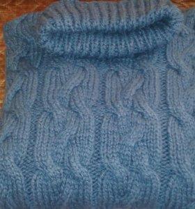 Новый мужской свитер ручная вязка