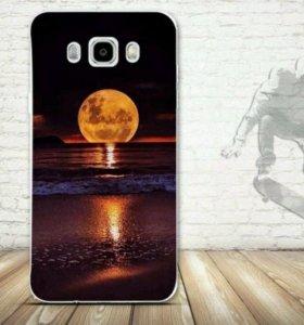 Чехол на телефон Samsung galaxy SM-J510FN J5, 2016