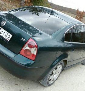 Volkswagen passat b5+ 2001г.