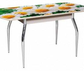 Стол обеденный раздвижной новый.