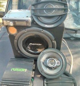 Автомобильная аккустика