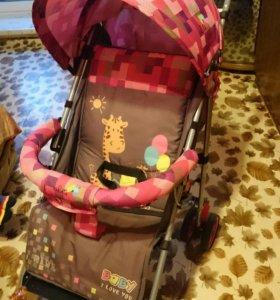 Продам Детскую коляску-трость RIDE Alis