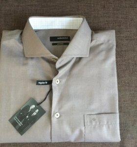 Рубашки мужские разных цветов