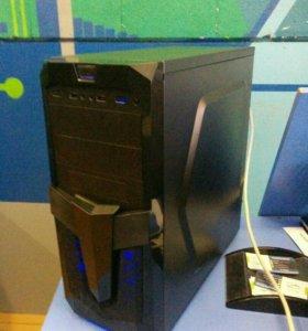 Мощный системник i5 3470/16Gb/R9 380 2Gb, гарантия
