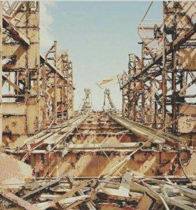 Демонтаж металоконструкций