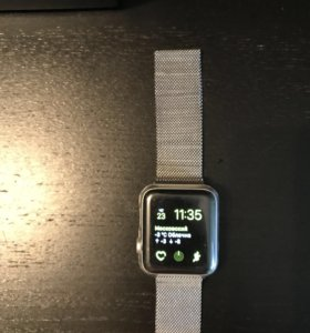 apple watch 2 nike + 42mm