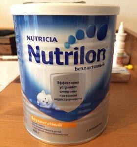 Сухая смесь безлактозная NAN, NUTRIL