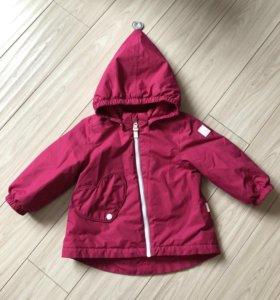 Куртка Reima зима 180г рост80 (+6)