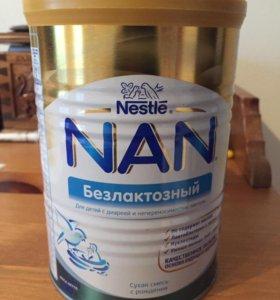 Сухая смесь безлактозная NAN, NUTRILON