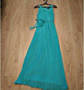 Платье вечернее + балетки в подарок