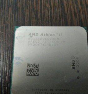 Продам процессор amd athlon x2 240