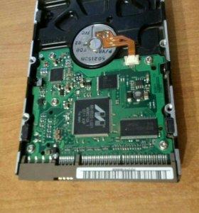 Жёсткий диск samsung 80 gb