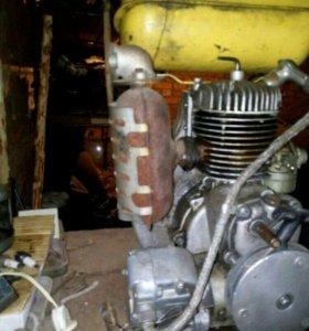 Двигатель зид 2 сд м 1