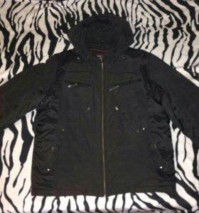 Зимняя куртка 52-54 размера