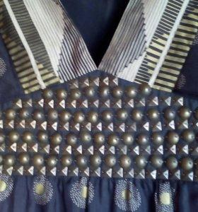 Платье шелк Франция