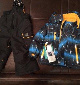 Новый Полукомбинезон + куртка Gusti
