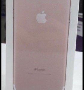 Apple iPhone 7 128 gb rose gold