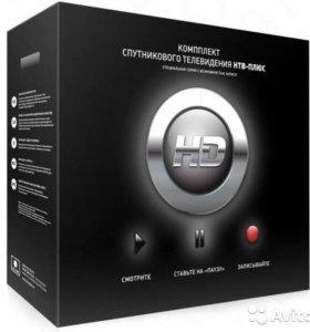 Спутниковый HD ресивер НТВ плюс Thomson DSI8020