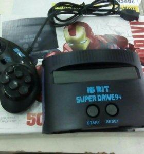 Игровая приставка super drive