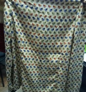 Новая блузка с совушками