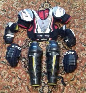 Хоккейная защита