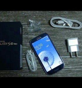 Samsung Galaxy S3 NEO!!!НОВЫЙ !!!