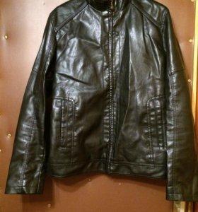 Куртка кожзам 48-50