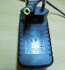 Блок питания - AC адаптер 12v -1,5A Ktec