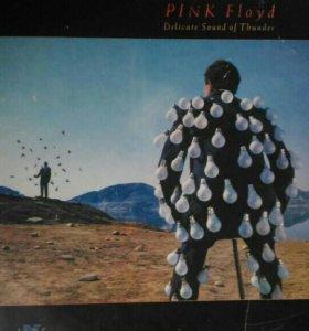 Pink Floyd 2 пластинки