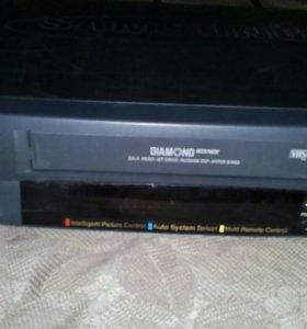 Видеомагнитофон samsung SVR-405