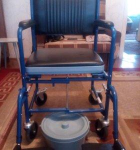 """Кресло-стул с санитарным оснащением """"Ortonica"""""""