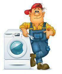 Подключение стиральных машин, сантехработы