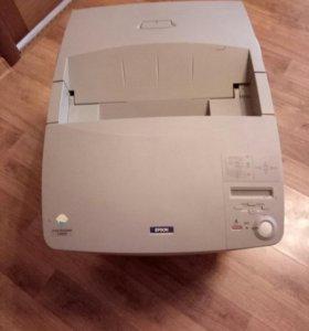 Принтер лазерный цветной.