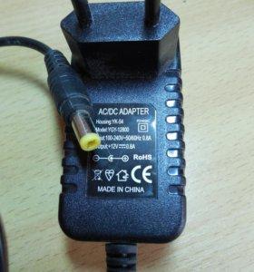 Блок питания - адаптер YK-54 12V-0,8A